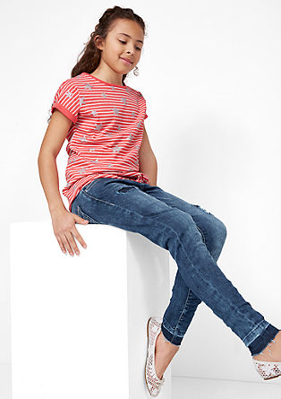 Skinny Suri: Superstretch-Jeans