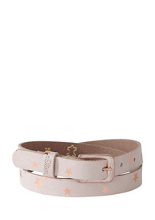 Belt with stars from s.Oliver