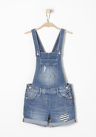 Denim dungarees in a vintage look from s.Oliver
