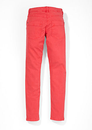 Suri: super stretch coloured jeans from s.Oliver