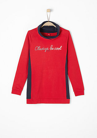 Sportives Long-Sweatshirt