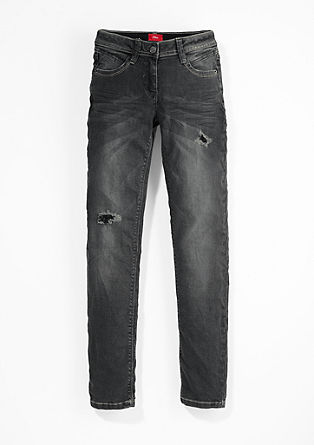 Suri: distressed jeans from s.Oliver
