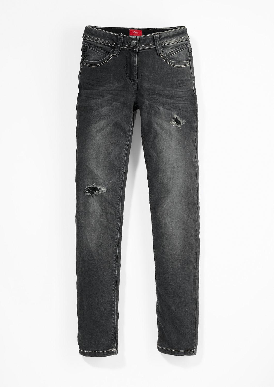 buy suri distressed jeans s oliver shop. Black Bedroom Furniture Sets. Home Design Ideas
