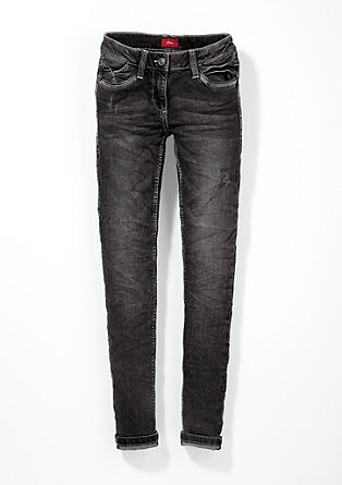 Skinny Suri: Superstretch-Denim