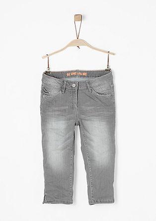 Skinny Suri: Capri-Jeans