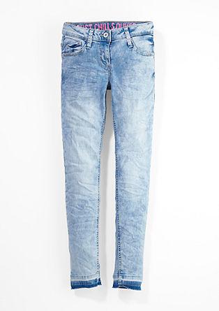 Skinny Suri: Jeans im Vintage-Look