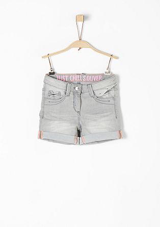 Skinny Suri: Kratke hlače s potiskom