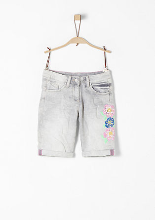 Suri: soft Bermudas with artwork from s.Oliver