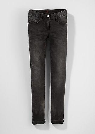 Skinny Suri: strečové džíny