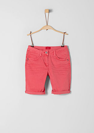Suri: cotton Bermudas from s.Oliver