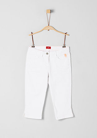 Skinny Suri: Capri trousers from s.Oliver