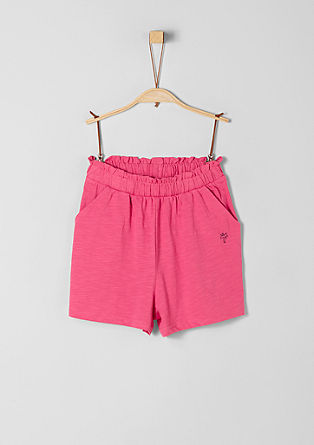 High waist short van jersey