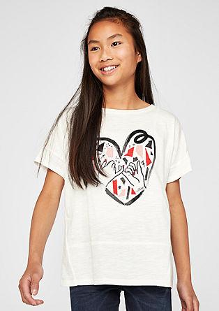 Jerseyshirt mit Artwork