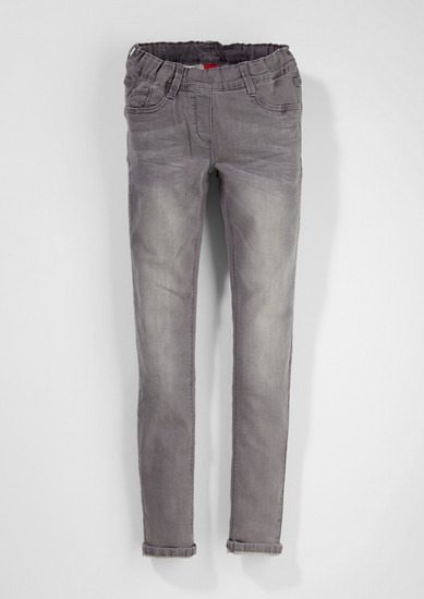 Treggings: Stretchige Denim