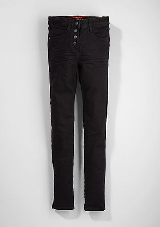 Skinny Suri: high-waisted jeans from s.Oliver