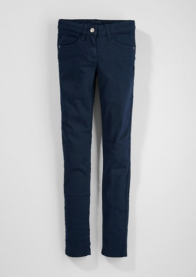 Skinny Suri: Stretch trousers from s.Oliver