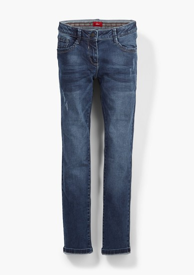 Suri: vintage-style jeans from s.Oliver