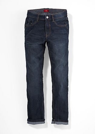 Seattle: lightweight dark jeans from s.Oliver