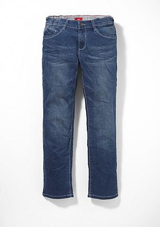 Pete: Jeans mit Wascheffekt