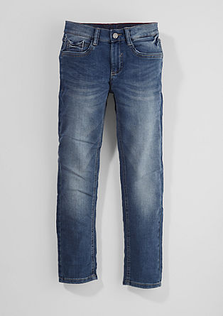 Seattle: jeans met veel stretch