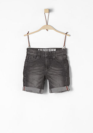Pelle: denim Bermudas from s.Oliver