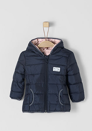 Padded quilted jacket from s.Oliver
