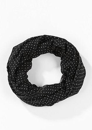 Leichter Loop-Schal mit Print