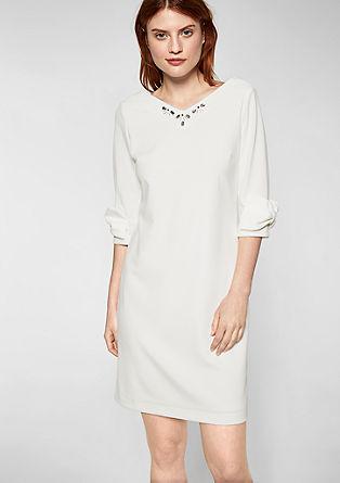 Kleid mit Schleifen-Details