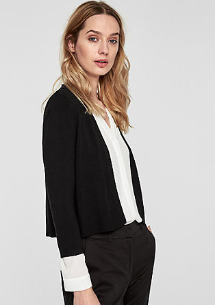 Simple cardigan from s.Oliver