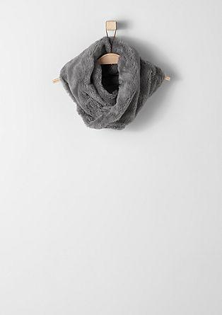 Loop aus Kunstpelz