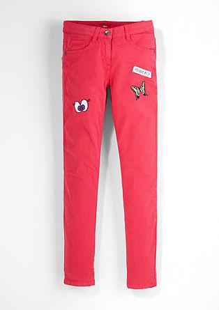 Skinny Suri: raztegljive jeans hlače Yogafit