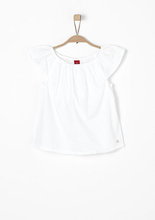Lightweight cotton blouse from s.Oliver