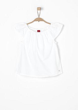 Lahka bombažna bluza