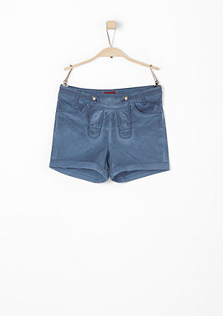 Shorts in an Oktoberfest style from s.Oliver