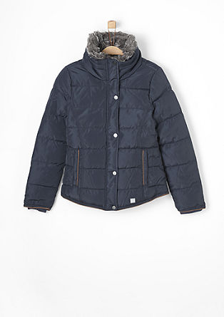 High-performance jacket with stand-up collar from s.Oliver