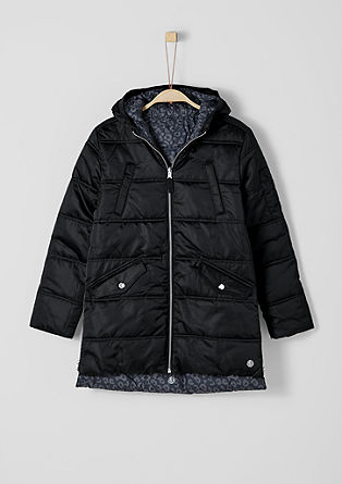 Reversible coat with padding from s.Oliver
