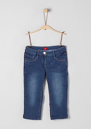 Skinny Suri: Capri trousers from s.Oliver