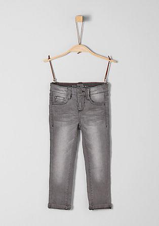 Skinny Brad: strečové džíny