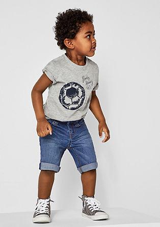 Pelle: Short Bermuda jeans from s.Oliver