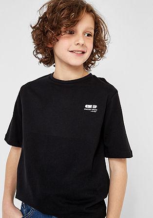 T-Shirt mit Mini-Print