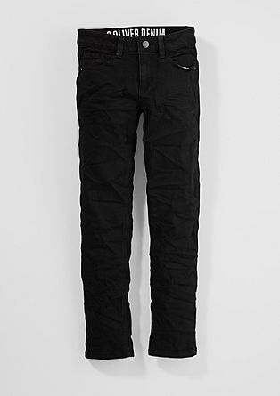 Seattle: black jeans from s.Oliver