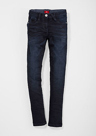 Skinny Suri: jeans with a dye effect from s.Oliver