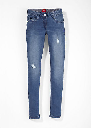 Skinny Suri: vintage-style jeans from s.Oliver