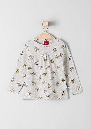 'Biene Maja'-Langarmshirt