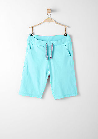 Bermudas made of jersey from s.Oliver