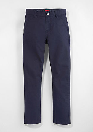 Chinos: elegant cloth trousers from s.Oliver