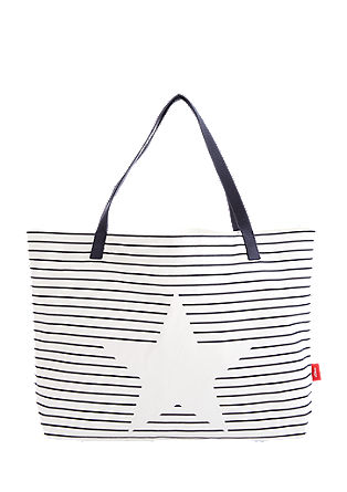 Canvas beach bag from s.Oliver