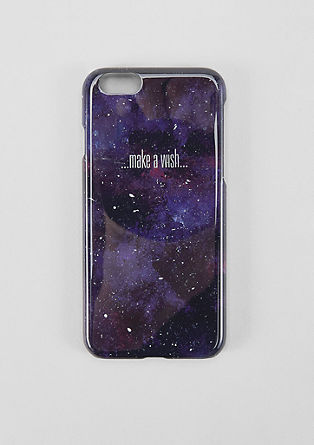 Smartphone case with wording from s.Oliver