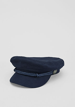 Sailor Cap mit authentischen Details