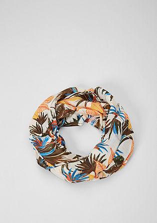 Écharpe tube à motif imprimé de s.Oliver